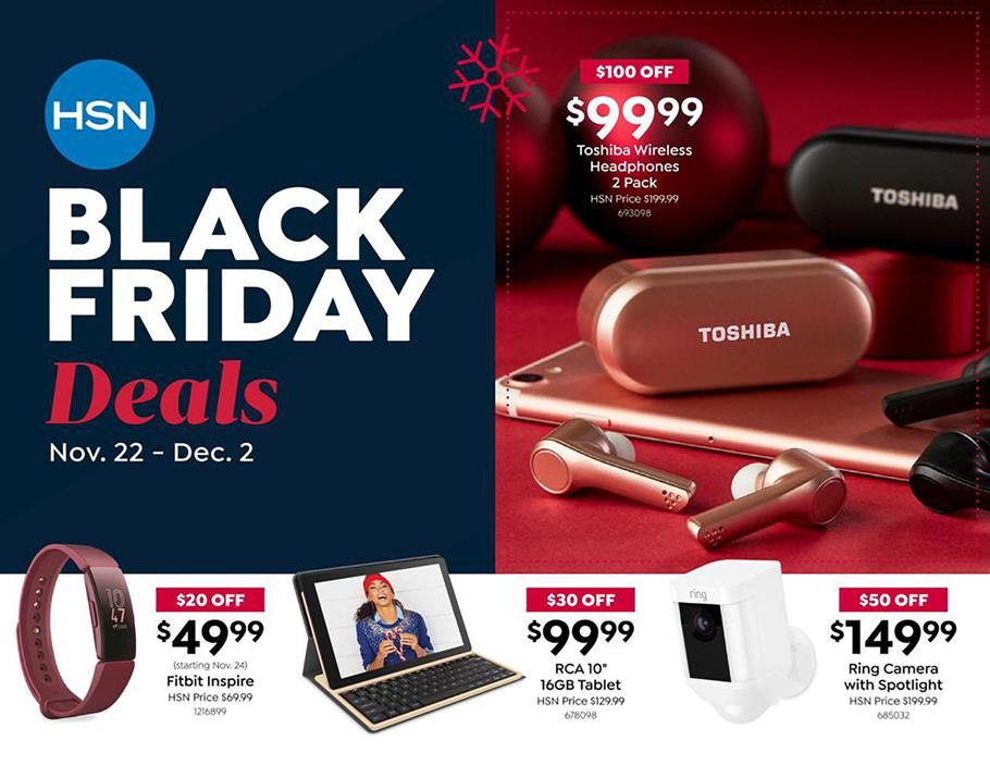 HSN Black Friday Ad Scan 2019