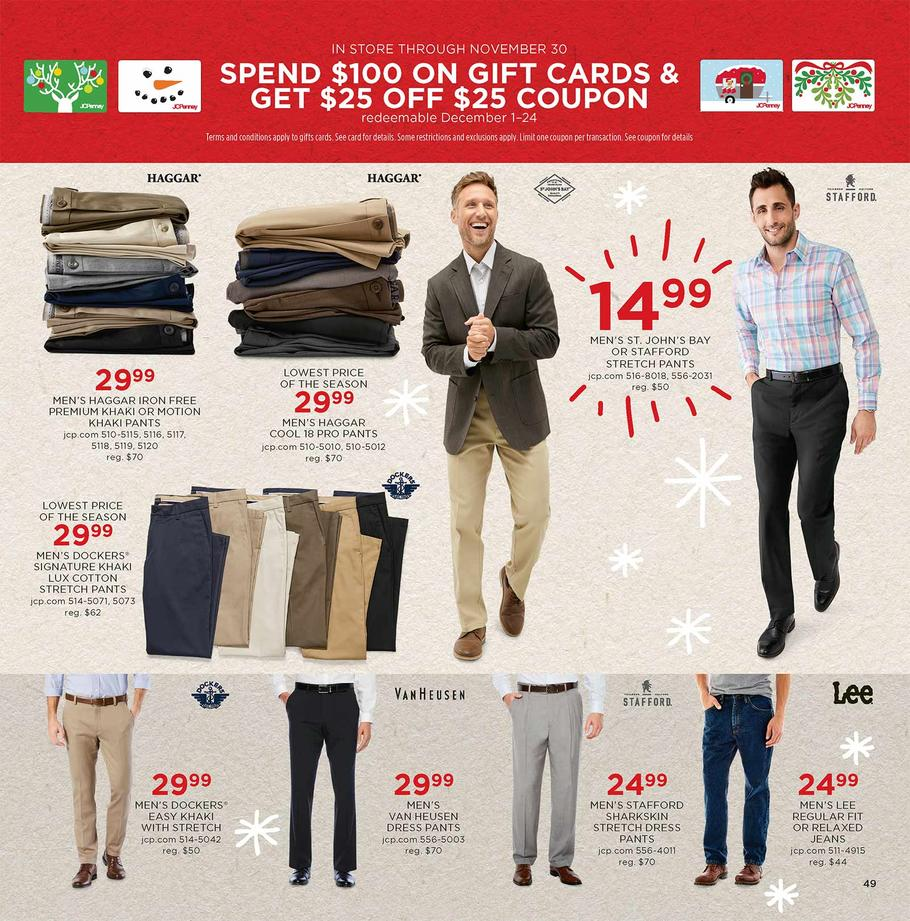 JCPenney Black Friday Ad Scan 2019