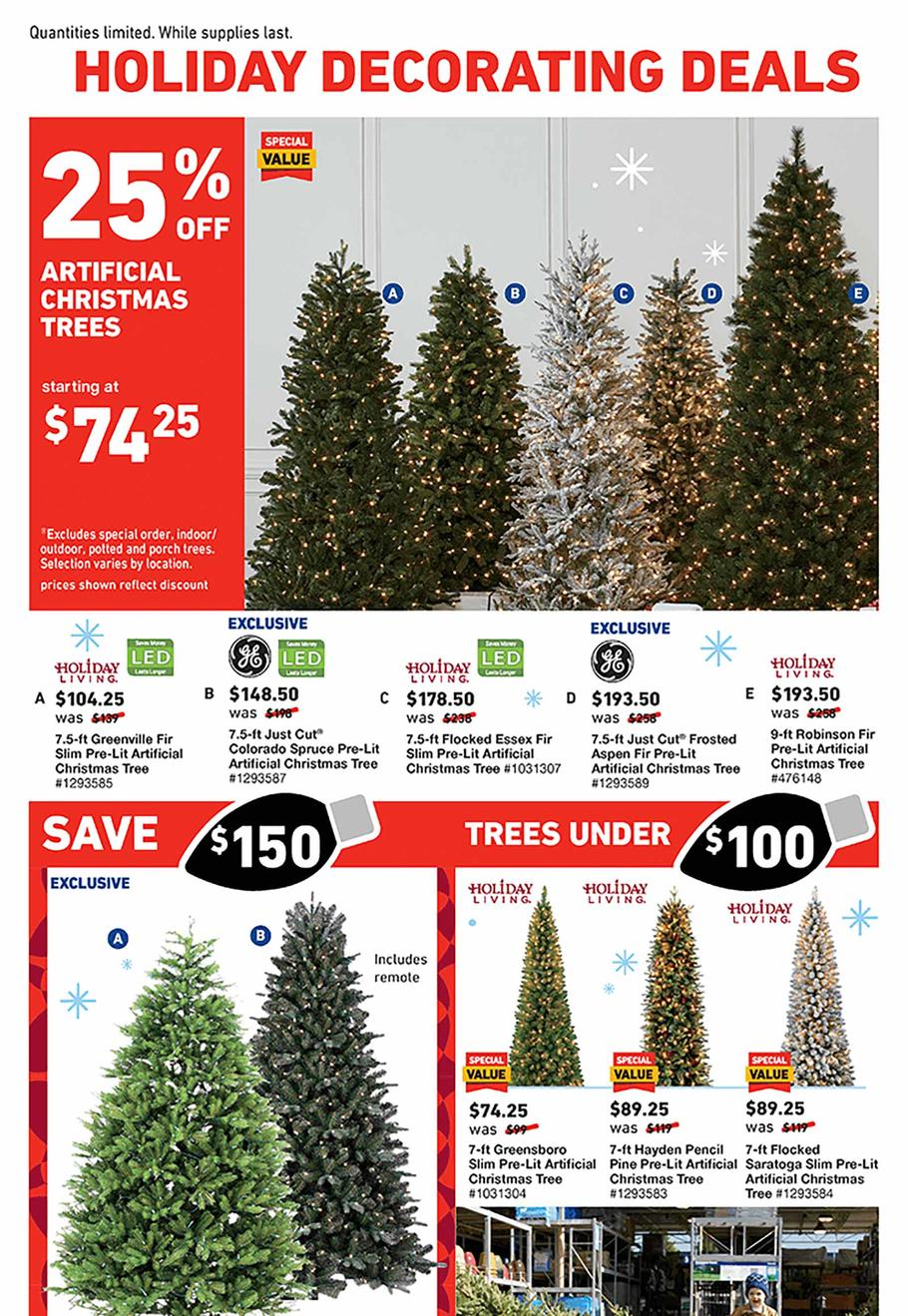 Lowes Black Friday Ad Scan 2019