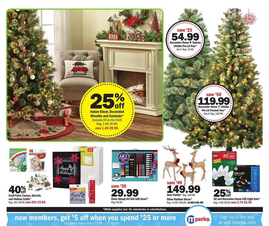 Meijer Black Friday Ad Scan 2019