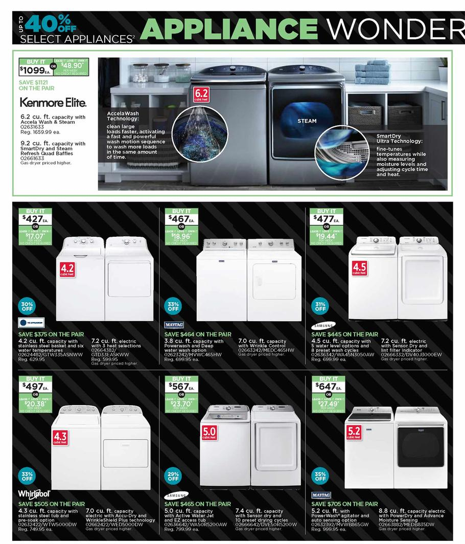 Sears Hometown Black Friday Ad Scan, Deals And Sales 2019