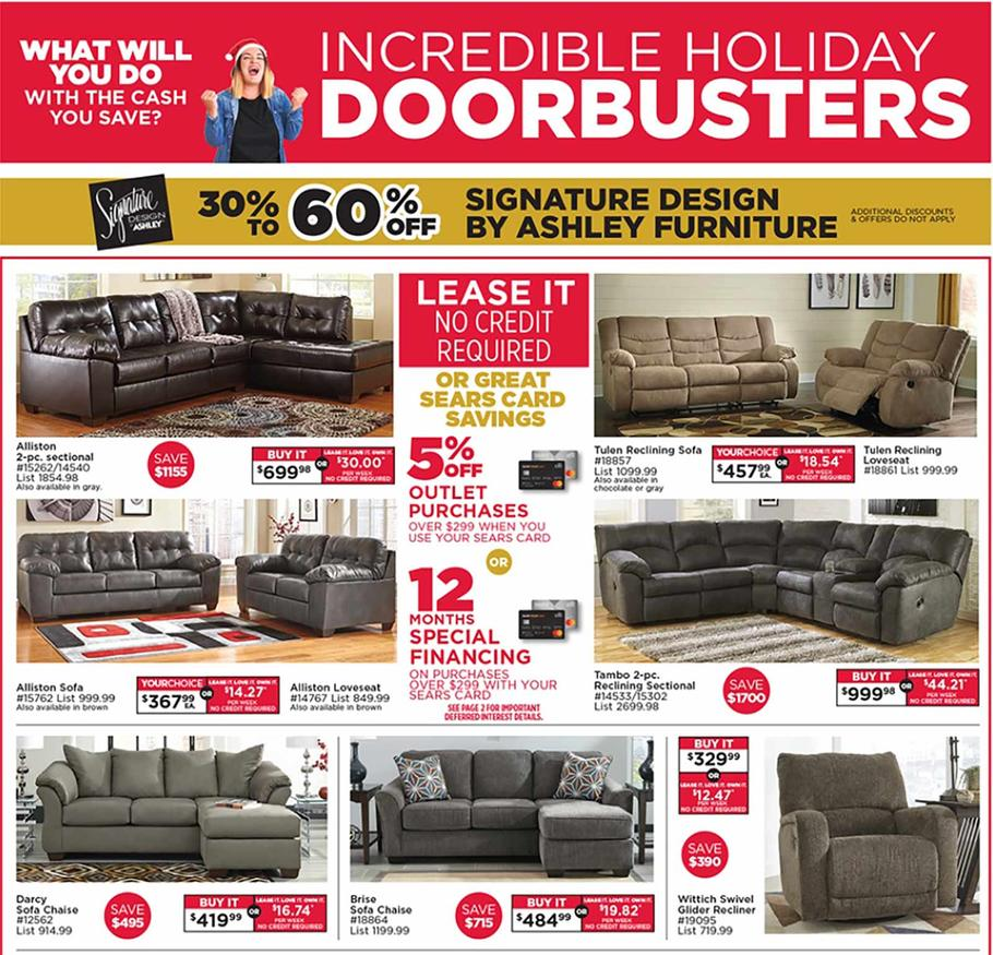Sears Outlet Black Friday Ad Scan 2019